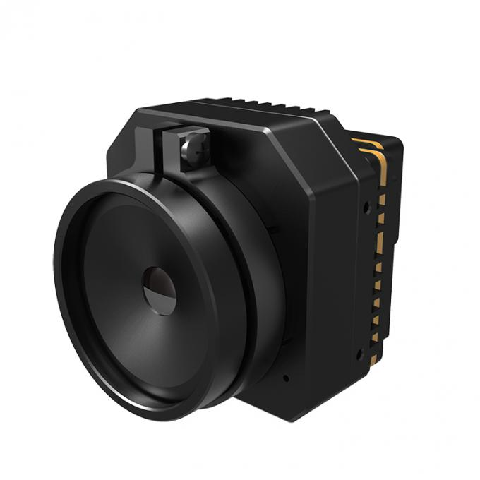Industrial Process Uncooled Infrared Camera Module With 8um-14um Spectral Range
