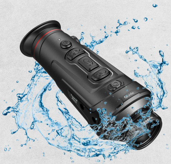 Handheld Thermal Imaging Monocular With 1280x960 HD Display And 400x300 IR Sensor