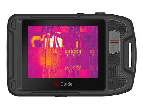 HVAC Inspection Industrial Thermal Imaging Camera , High Resolution Thermal Camera 2