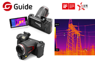 "Hand Held Industrial IR Thermal Imaging Camera With 5"" 1280×720 Display Guide C640Pro"