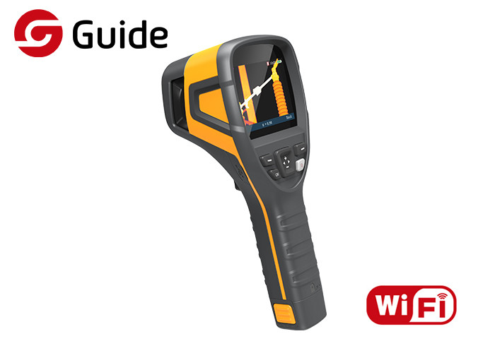 Predictive Maintenance Handheld Thermal Imaging Camera With IR Resolution 256-192