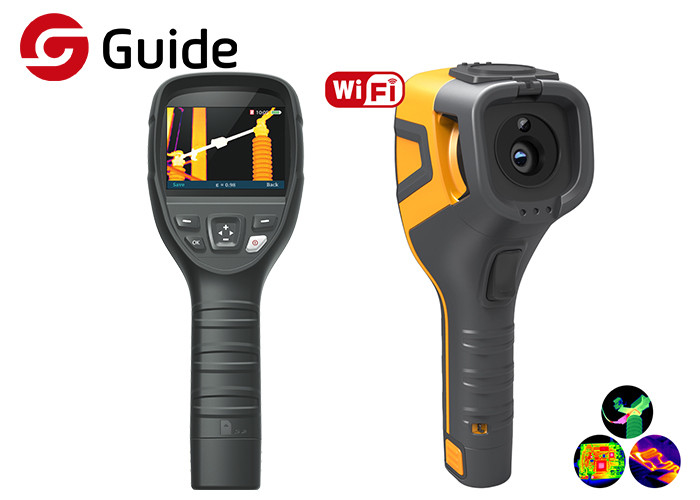 USB Port Portable Thermal Camera , High Resolution Thermal Imaging Camera