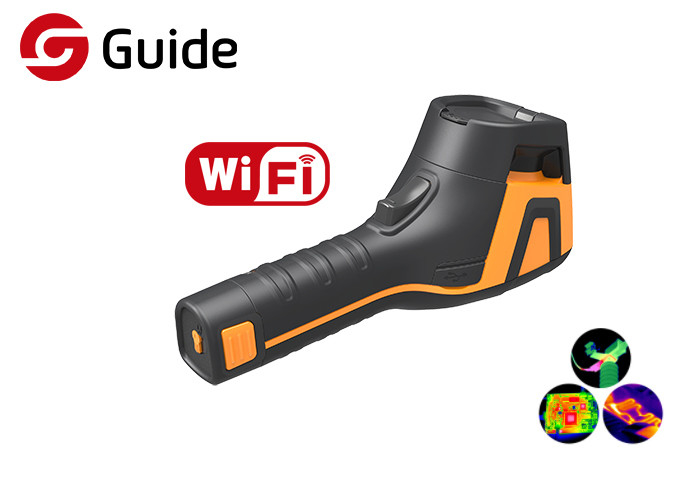 Simple Operation Handheld Infrared Camera , Thermal Imaging Camera Electrical Application