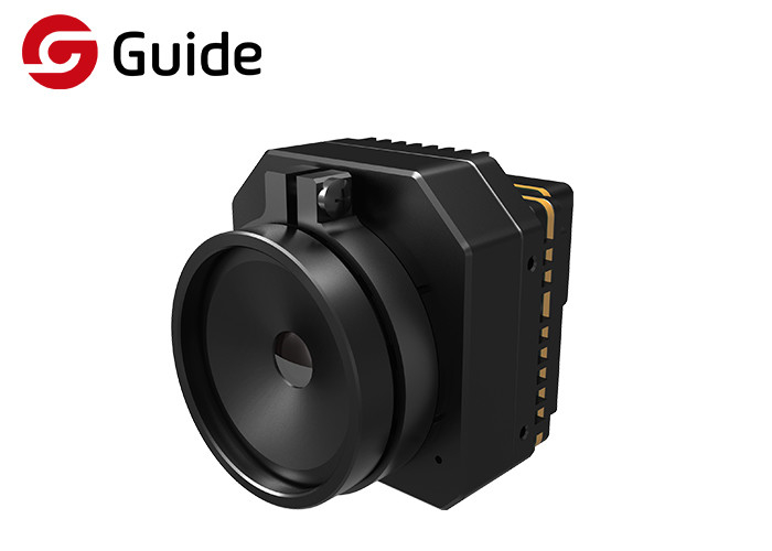 Guide Plug412 Longwave Infrared Thermal Camera Core with 12μm 400x300 IR Resolution