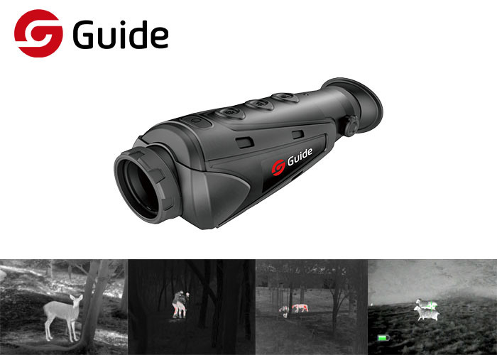 WIFI Hunting Thermal Imaging Monocular 400x300 For Long Period Of Detection