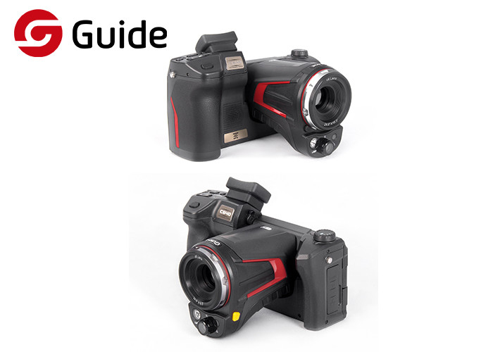 Powerful Handheld Infrared Camera With 8 Color Palette 400×300 8~14um