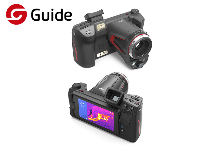 Guide C640 High Resolution Thermographic Imager Camera for Industrial Applications 400×300 Pix. 1.1~4X Digital Zoom