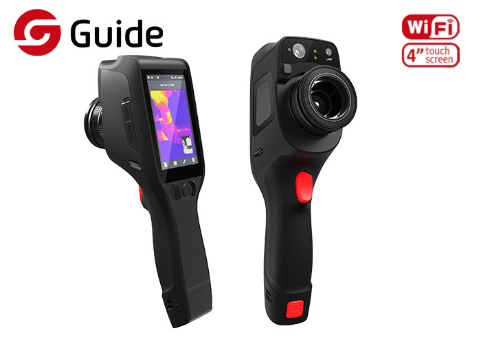 Guide D Series 384*288 IR ResolutionThermal IR Camera for Petrochemical Inspect, Handheld Thermal Camera for Industrial