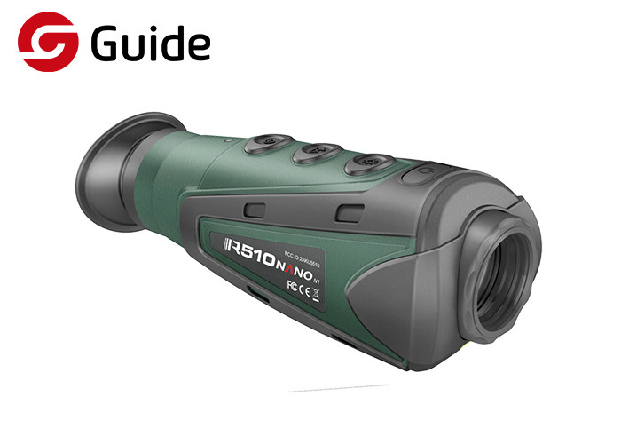400x300 50Hz Thermal Vision Optics With 25mm Focus Length Manual Focus