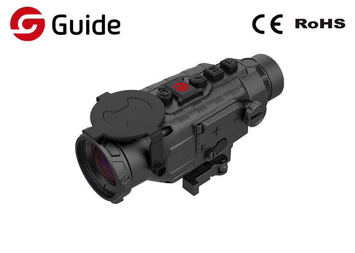 Easy Operation Thermal Imaging Spotting Scope , Night Vision Scope Clip On