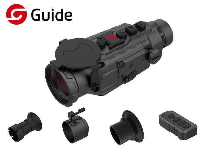 Compact Thermal Imaging Gun Sight Long Detection Range Up To 1000 Meters