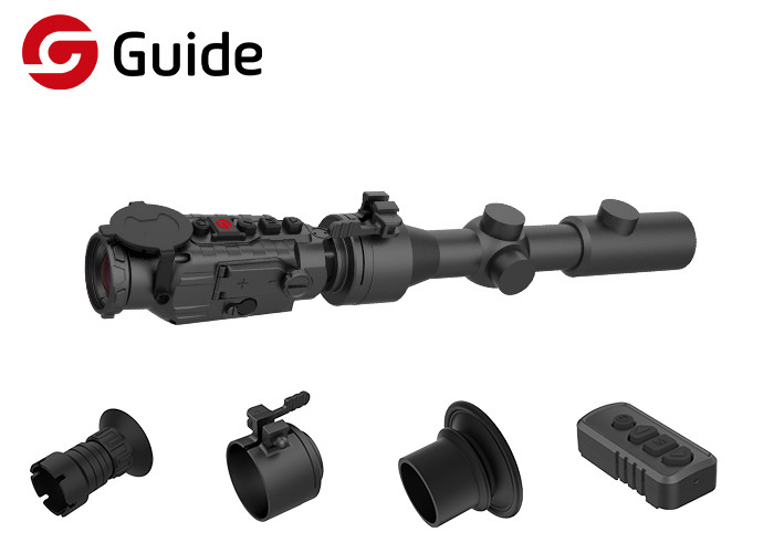 Guide TA435 Thermal Weapon Scope Add Ons Compatible With Multiple Adapter Rings
