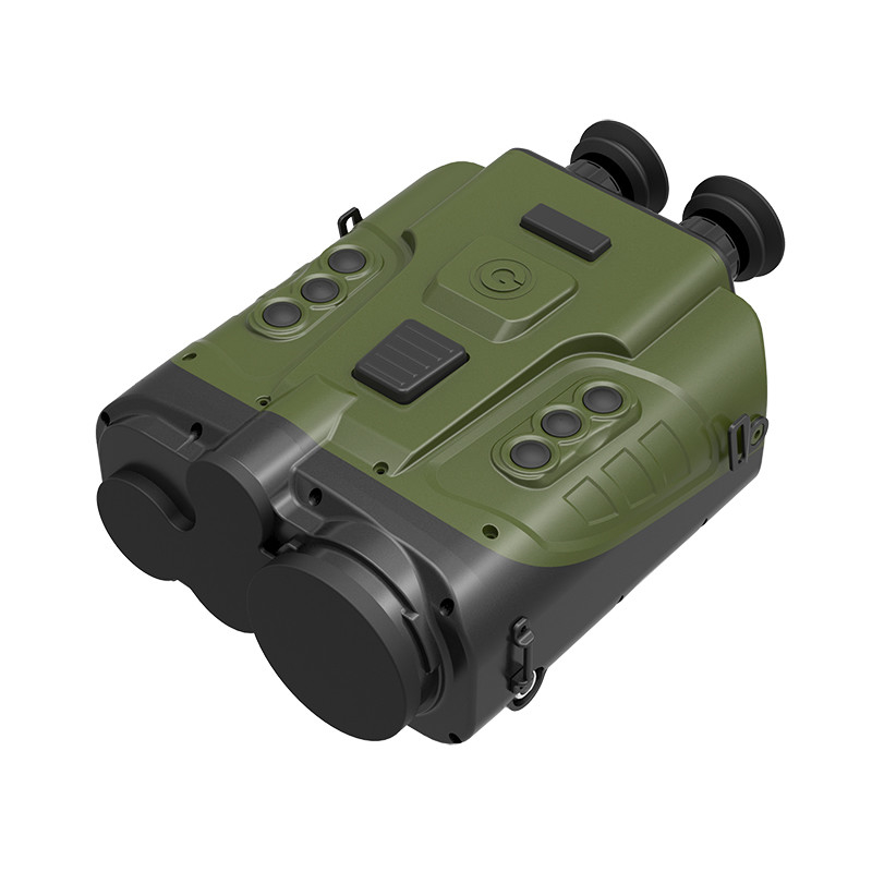 Infrared Heat Seeking Binoculars With Camera And Night Vision IP67 Encapsulation