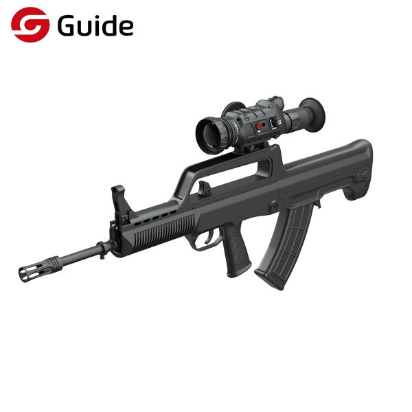 CE Approved Infrared Thermal Imaging Riflescope Dual Use In Day And Night