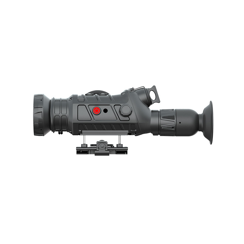 High Performance Thermal Imaging Riflescope With Accurate Thermal Sighting