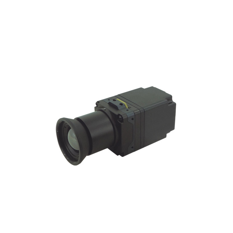 19mm Lens Thermographic Infrared Camera Module With 384x288 Resolution