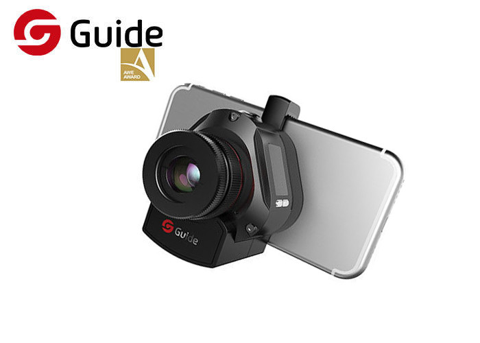Easy To Connect Ios Thermal Camera , Thermal Imaging Camera For Smartphone