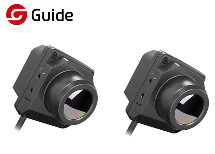 IP67 Waterproof Vehicle Thermal Camera With Rugged And Compact Design