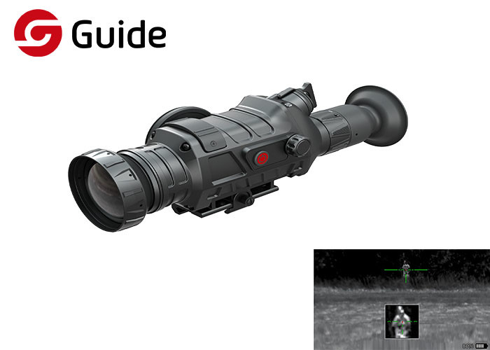 Versatile Thermal Rifle Sight Attachment CE Approved With 400×300@17μM Sensor