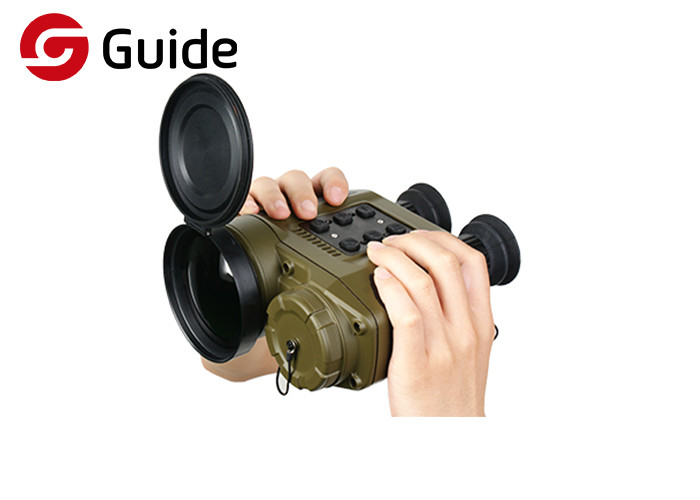 IR Sensor Thermal Night Vision Binoculars For Day Night Observation And Surveillance