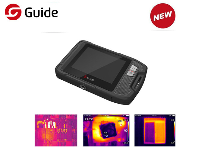 Small Pocket IR Handheld Infrared Camera , Thermographic Imaging Camera IP54