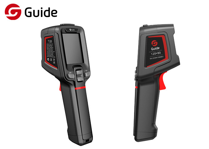 High Durability Handheld Thermal Imaging Camera WIFI Connectivity Guide