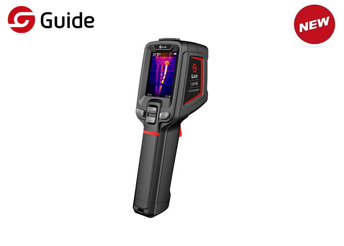 Fully Radiometric Handheld Thermal Imaging Camera CE Approved For Water Leaks Detection