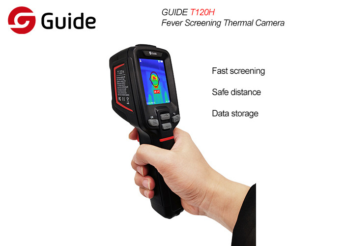 0.5 C Accuracy Fever Screening Thermal Camera Fast Fever Screening In Safe Distance