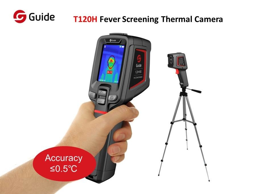 IR Thermometer T120H Thermal Imager Camera