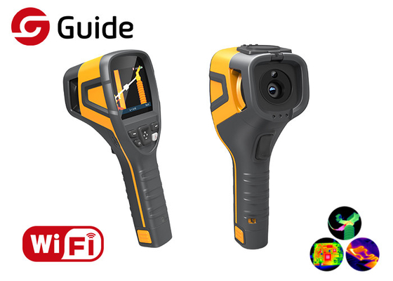 China Versatile Hand Held IR Thermal Imaging Camera with 160×120 17μm for Electrical Testing factory