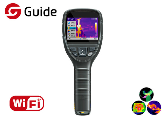 "China User-friendly Compact Thermal IR Imaging Camera with 3.5"" highlight LCD screen factory"