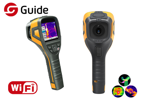 China Efficient Handheld Thermal Infrared Imaging Camera for Overheating Detection factory