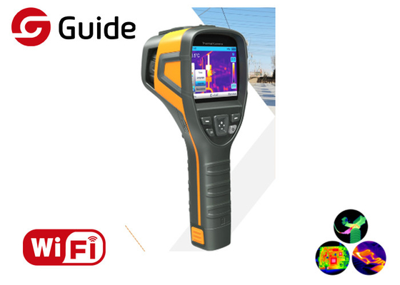 China Affordable Building Analysis IR Thermography Camera with 160x120 17μm factory