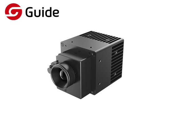 Guide IPT384 Fixed Thermal Imaging Camera , Thermal Surveillance Camera