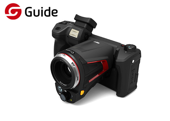 China High Sensitivity Thermography Imaging Camera with Interchangeable Lenses factory