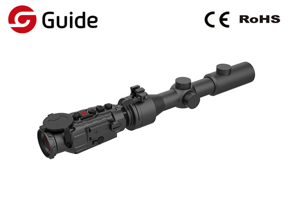 High Aim Accuracy Front Mounted Thermal Scope , Thermal Imaging Rifle Scopes