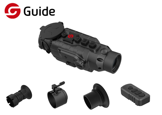 Ergonomic Design Thermal Imaging Scope , Thermal Imaging Weapon Sight Waterproof
