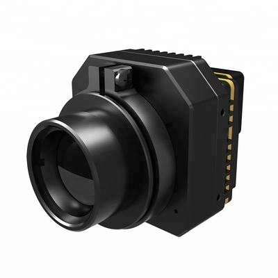 ASIC Based Uncooled Thermal Camera Core , Thermal Imaging Camera Module