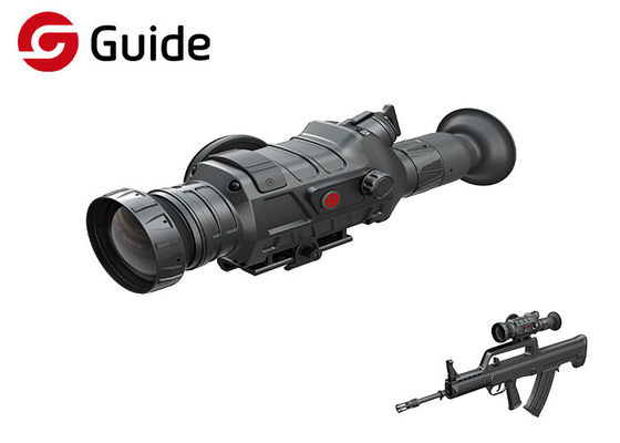 Infrared Thermal Imaging Riflescope Easy Operation With 800*600 Resolution