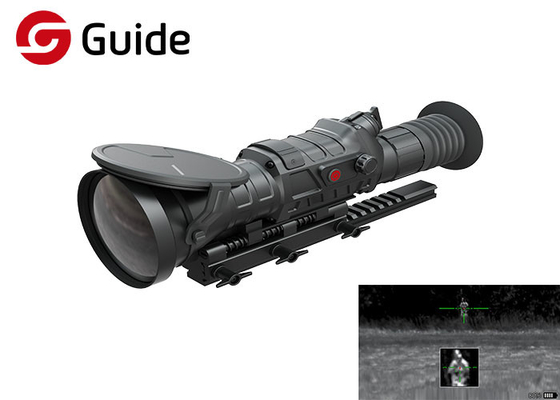 Guide TS870 Thermal Imaging Riflescope For Hog Hunting High IR Resolution