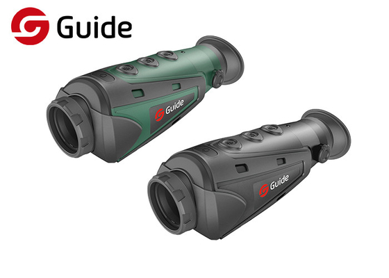 Pocket Size Handheld Thermal Monocular Long Detection Range For Security