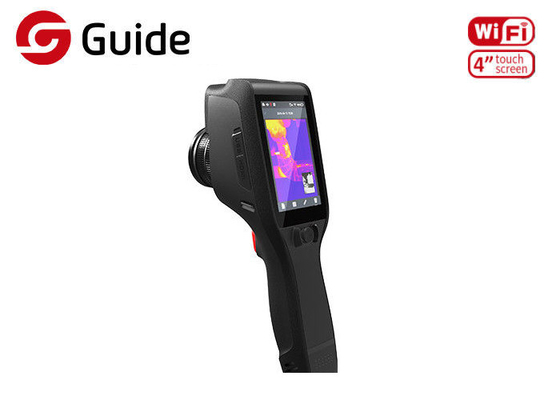 China WiFi Share Handheld Thermal Imaging Camera Temperature Measurement Up To 1500º C factory