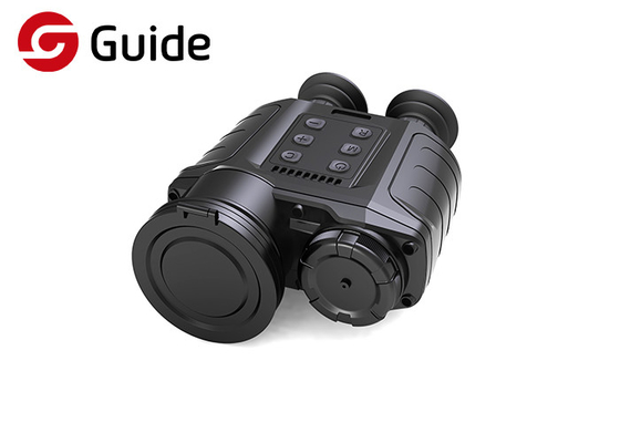 High Performance Uncooled Thermal Binoculars With 70mm Focal Length 400×300 17μM