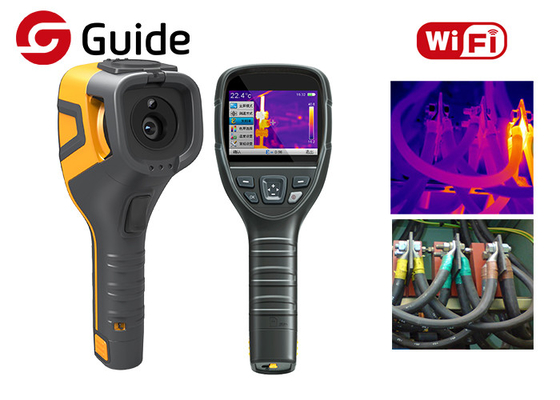 China High Resolution Handheld Thermal Imaging Camera For Electrical Testing factory