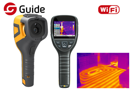 Simple Operated Infrared Thermography Camera For Overheating Detection Guide 320V