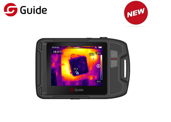 P120V Pro Grade Miniature Thermal Imaging Camera -20℃ To 400℃ Measurement Range
