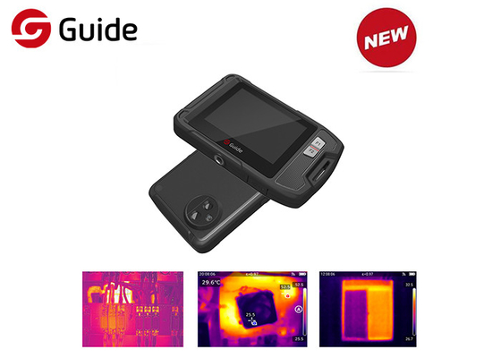 Compact Size Infrared Thermography Camera 120x90 IR Resolution For Finding Hot Fuses