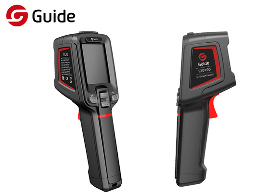China High Durability Handheld Thermal Imaging Camera WIFI Connectivity Guide factory
