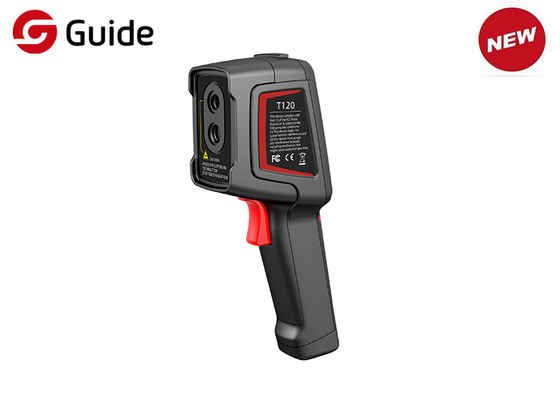 T120 Rugged Design Handheld Thermal Imaging Camera 8 - Hour Working Time