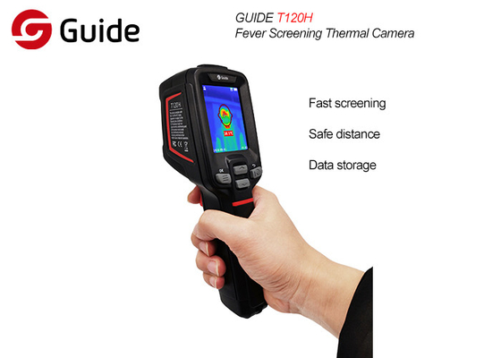 China 0.5 C Accuracy Fever Screening Thermal Camera Fast Fever Screening In Safe Distance factory